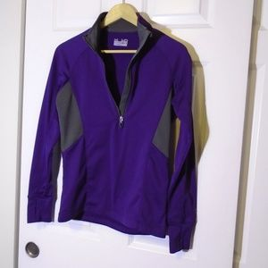 Under Armour Coldgear Semi-Fitted Half Zip Jacket